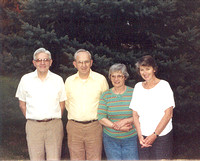 Frank, George, Esther, Nean